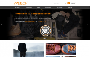 Site internet VVETECH