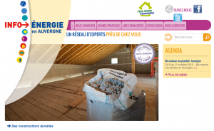 Info énergie Auvergne