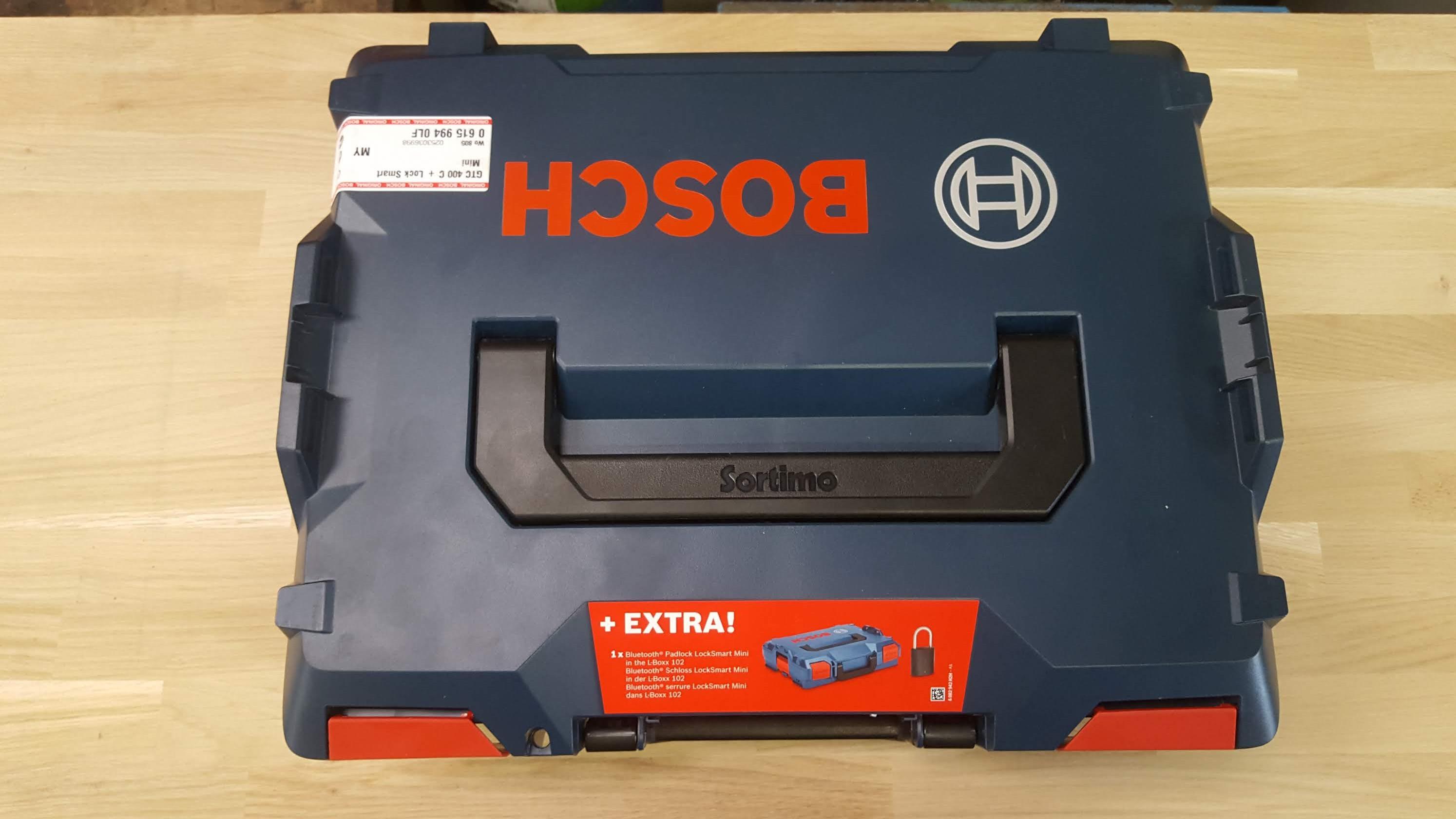 Nouvel boite de rangement L-Boxx